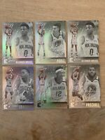2019-20 Panini Chronicles Rookie Card Lot 42 Cards