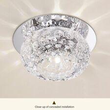 US LED Ceiling Light Hallway Pendant Lamp Aisle lights Modern Crystal Chandelier