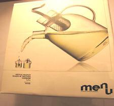 Infusore tisaniera teiera kettle teapot glass design Norm scandinavo Menu 1,5 l