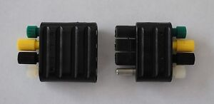 POSI-PLUG  4 Wire Quick Disconnect Replacement / Positap - Trailers, Boats, Cars