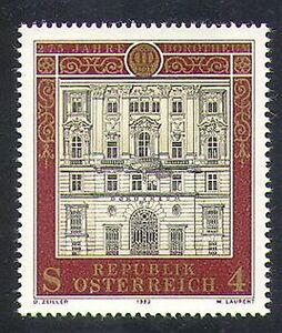 Austria 1982 Dorotheum/Bank/Money/Commerce/Building/Architetcure 1v (n37655)