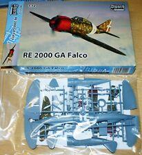 Reggiane Re 2000 ga Falco (2 DECAL versions) di Sword in 1/72