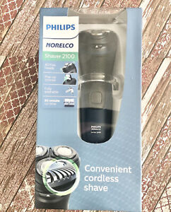 Philips Norelco Shaver 2100 Mens Style Clean haircutting S111181 Cordless NEW