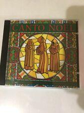 CANTO NOËL Cd 1994 Coro De Monjes Del Monasterio Benedictino De Santo Domingo