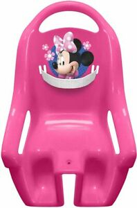 Puppen Fahrrad Sitz Puppensitz Puppenträger Puppenfahrradsitz Minnie Mouse