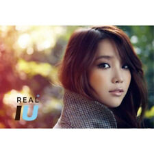 IU [REAL+] 3rd Mini Plus Album CD+Booklet K-POP SEALED