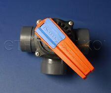 PVC 3 Wege Ventil DN 50 50mm