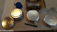 Mess kit, camping, original + box, vintage [TOL10148]