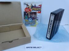 THE KING OF FIGHTERS '97 1997 NEO GEO MVS NEOGEO ORIGINALE BOX KIT SERIAL MATCH