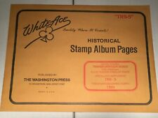 New Package of White Ace Pages Transportation Coil Series 1991 TRS-5