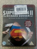 Superman 2 The Richard Donner Cut HD DVD NEW, SEALED