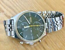 VINTAGE SEIKO 6138-3000 Jumbo cronografo automatico