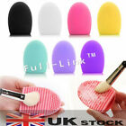 New Cleaning Cosmetics Tool Makeup Brush Egg Silicone Foundation Cleaner Glove