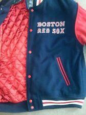 "Vintage Original 1980s Boston Red Sox ""Cheers"" Letterman jacket!!! MLB Baseball"