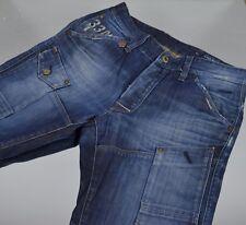 G-STAR RAW 3301 général 5620 Fuselé Jeans-w31/l32 bleu (h200)