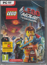 LEGO Movie Videogame PC Windows XP/Vista/7/8 Brand New Sealed