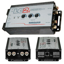 Audio Control Lc2i Car Amplifier - 400 W Rms - 2 Channel - Class A - 110 Db Snr