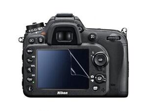 2 Transparent Soft Camera Screen Protection Film Nikon D5300 D5500 D5400 D5600