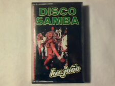 LOS JOAO Disco samba mc cassette k7 COME NUOVA LIKE NEW!!!