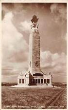 Naval War Memorial, Great Lines, Chatham, Monument, Real Photo