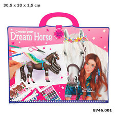 Miss Melody Create your Dream Horse Malbuch, Pferde 8746_A