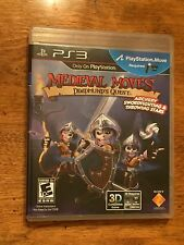 Medieval Moves: Deadmund's Quest (Sony PlayStation 3, 2011) mint
