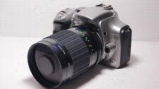 LENTE 500 MM = 750 mm su Canon Digital 600D per la fotografia della fauna selvatica 1200D 5D 6D EOS