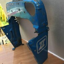 ford new holland tractor 10 series front nose cone