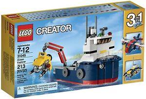 LEGO Creator 31045 Ocean Explorer  BRAND NEW/SEALED BOX/Retired