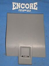 1987-1989 Ford Mustang Interior Smoke Gray Dash Fuse Box Cover Plate Panel Trim