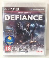 PS3 Defiance : Limited Edition * Brand New * SEALED * Playstation 3 PAL 2