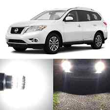 Alla Lighting Back-Up Reverse Light LED Bulbs for 00~17 Nissan Pathfinder NV1500