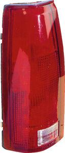 Tail Light For GM2800104 88-02 92-00 Chevy Blz/Tah/Yuk/Sub/ESc T/L LH W/Cp NSF