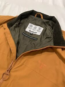 Barbour Irvine Waterproof Jacket. Mens Medium. RRP £170. Great Condition.