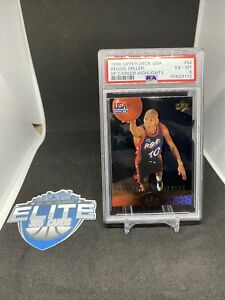 🔥 REGGIE MILLER 1996 UPPER DECK USA BASKETBALL #S4 PSA 6 EX-MT 🔥