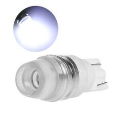 10Pcs White T10 W5W 5630 SMD 2 LED Light Car Auto Wedge Lens Bulb Lamp DC 12V