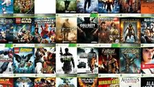 Xbox 360 Games Buy 1 Or many  - Very Good Super cheap