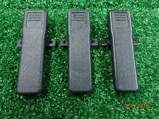 Kenwood Radio Belt Clip For Tk 5210 Tk280 Tk380 Tk480 Tk270 Tk290 Lot 3 Y