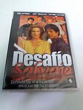 "DVD ""DESAFIO SALVAJE"" PRECINTADO SEALED ERIK ESTRADA JOEY TRAVOLTA KATHRN LAUTNE"