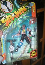 SPAWN SERIES 7 FIGURE CRUTCH 2ND EDITION, NEVER OPENED. FROM MCFARLANE.