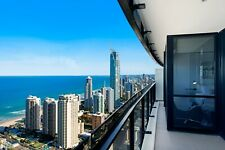 GOLD COAST ACCOMMODATION NEW Circle 3 Bed Luxury Ocean Apartments 5 Nights $1550