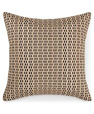 """Hotel Collection Onyx Gold Square Decorative Pillow 20"""" x 20"""" $150"""