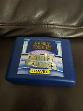 ITV Family Fortunes Travel Card Board Game