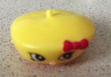 New Shopkins Season 3 Moose Toys #3-025 Yellow Bonnie Beret Hat
