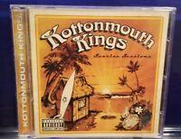 Kottonmouth Kings - Sunrise Sessions CD w/ Bonus Disc rare kmk suburban noize