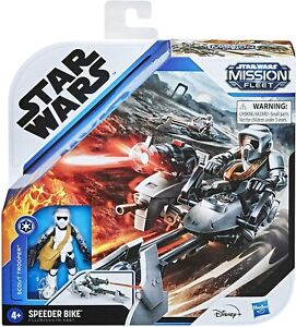 Star Wars Mission Fleet Expedition Class Scout Trooper Speeder Bike