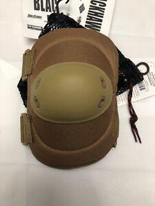 Blackhawk Hellstorm Advanced Tactical Elbow Pads, Coyote Tan Polyurethane Pad