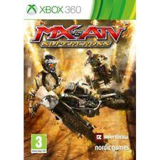 MX vs ATV Supercross XBOX 360 Game