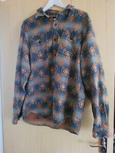 Ralph Lauren Denim Supply Aztec Shirt -Large - Limited and Exclusive