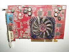 Sapphire ATI x1650 Pro, 512 Mo ddr2, AGP, DVI, VGA D-Sub, S-vidéo, SKU 11091-08